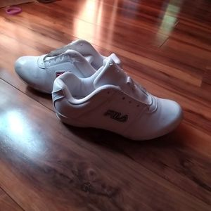 Filas Cheerleading shoes